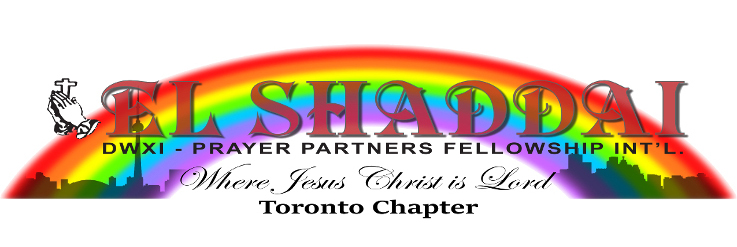 EL SHADDAI TORONTO CHAPTER